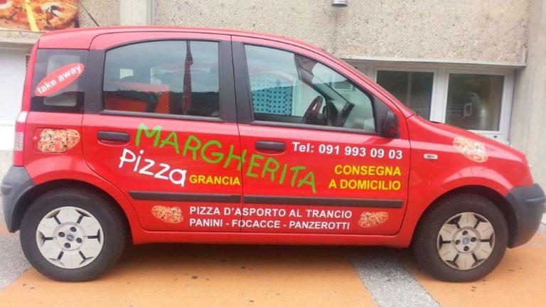 Galleria Pizza Margherita Grancia